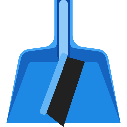 Cleaner, Cleaning, Toilet, Janitor Icon