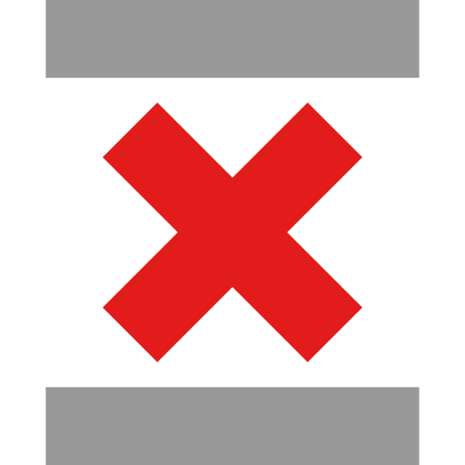 Delete Clear Png Icon