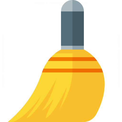 Iconexperience G Collection Broom Icon