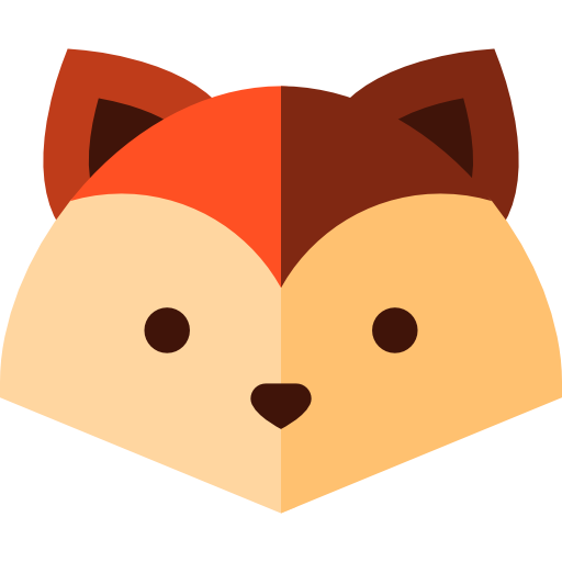 Fox, Animal, Dog, Smart, Cute, Clever Icon