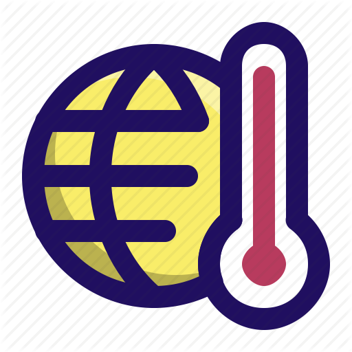 Change, Climate, Ecology, Global, Warming Icon