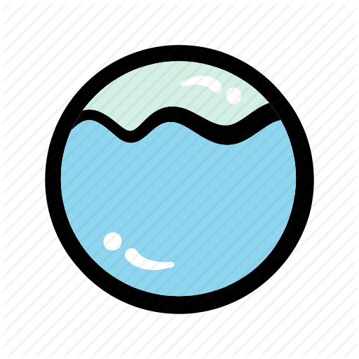 Climate Change, Flood, Global Warming, Sea, Water Icon
