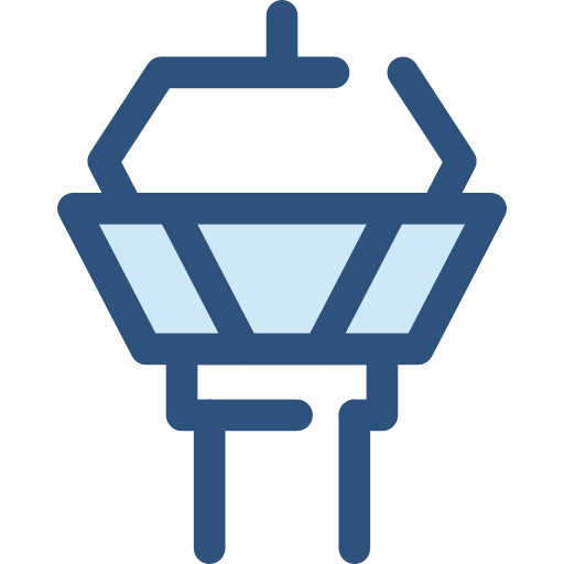 Air Traffic, Security, Tower, Control Tower, Buildings, Airport Icon