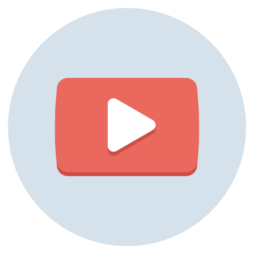 Video, Youtube, Clip, Play, Replay Icon Free Of Flat Design Icons