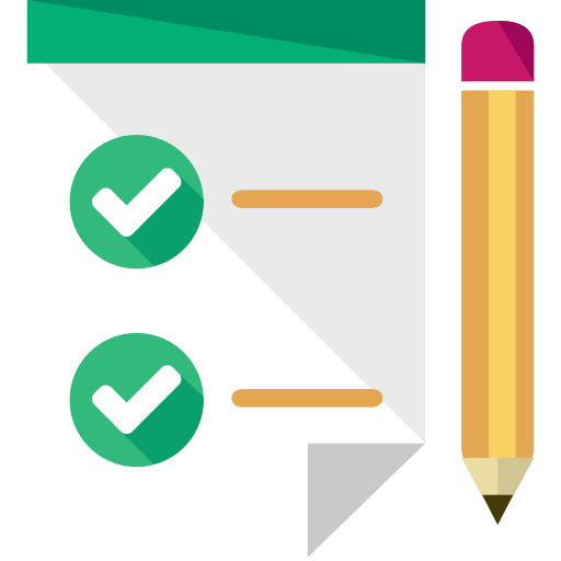 Checklist, Clipboard, Cross Icon With Png And Vector Format