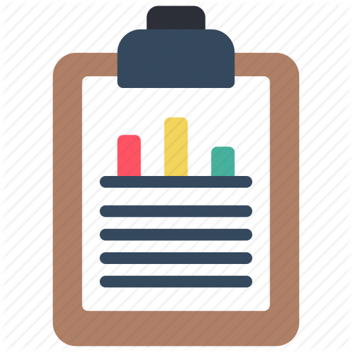 Business, Chart, Clipboard, Graph, Stats Icon