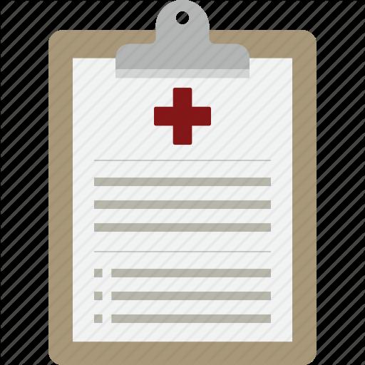 Clipboard, Medical, Patient, Patient Clipboard Icon