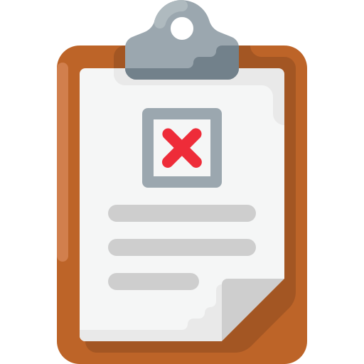 Clipboard List Png Icon