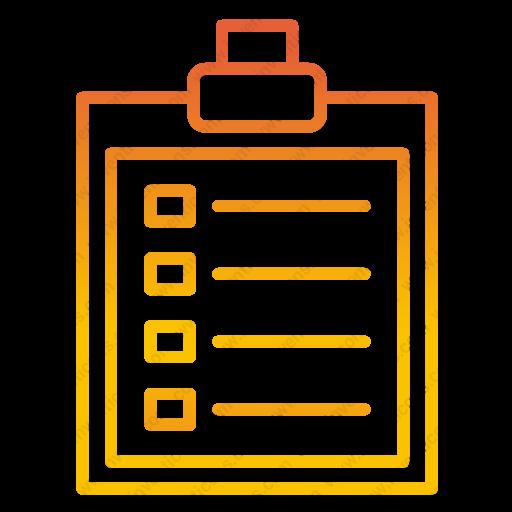Download Clipboard Icon Inventicons