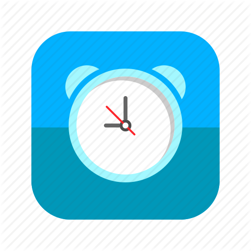 Alarm, App, Clock, Mobile, Schedule, Time Icon