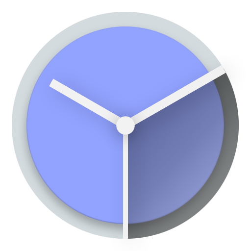 Clock Icon Android Lollipop Png Image