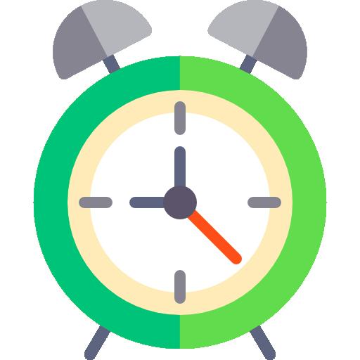 Miscellaneous Time Flat Icon