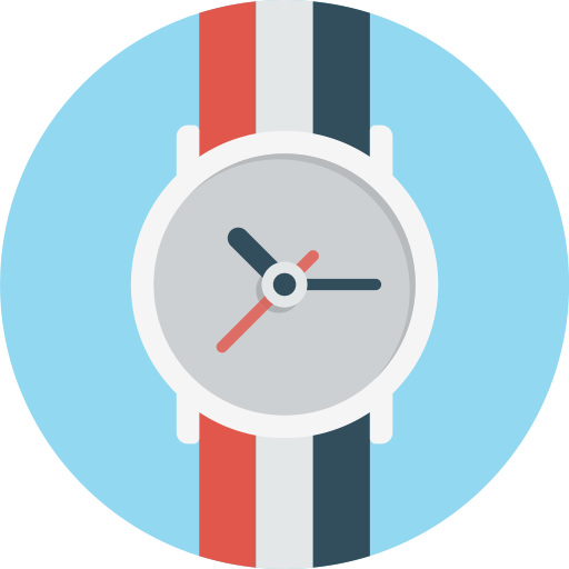 Clock, Han, Handwatch, Time, Watch Icon Icon Icons