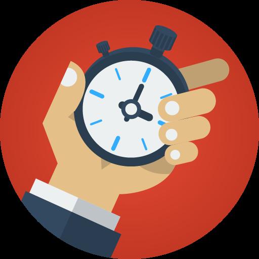 Stopwatch Icon Free Of Modern Flat Icon Set