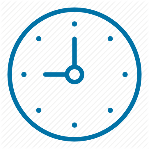 Alarm, Clock, Clock Face, Clocks, Time, Timer, Wall Clock Icon