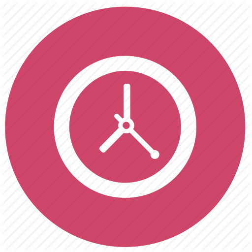 Clock, Education, Time, Wall Clock Icon
