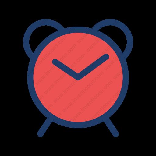 Download Clock Icon Inventicons