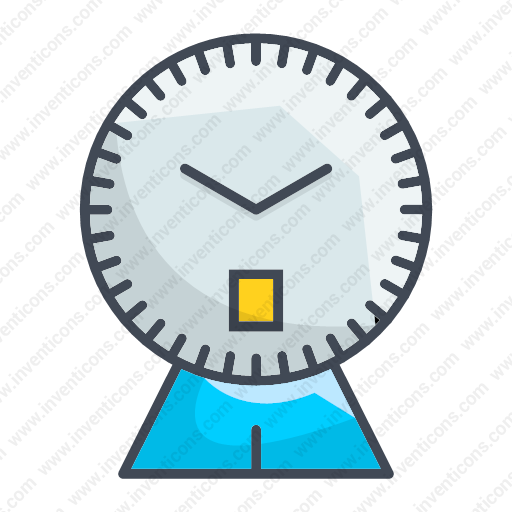 Download Watch,clock Icon Inventicons