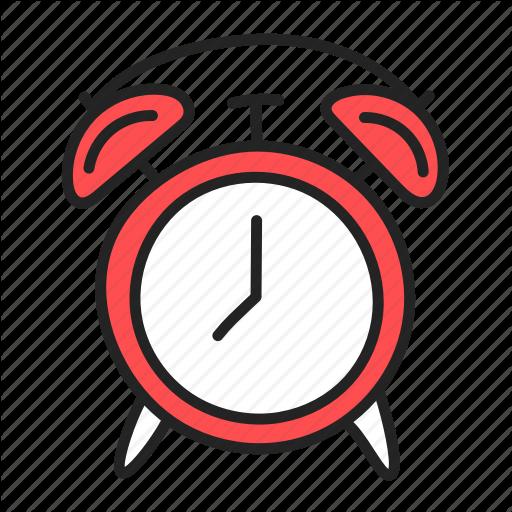 Drawn Clock Icon Png