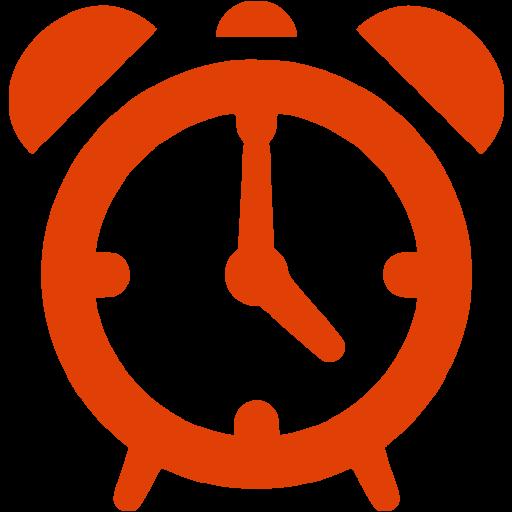 Soylent Red Alarm Clock Icon