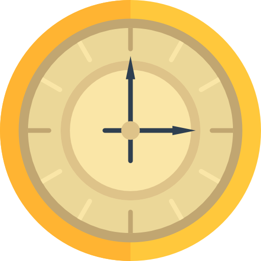 Clock Icon Transparent Png Clipart Free Download