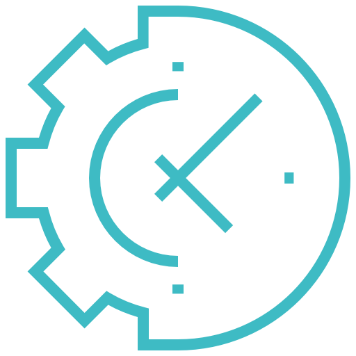 Construction, Time, Clock Icon Free Of Construction Project