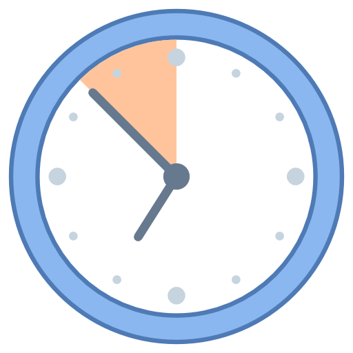 Time, Span, Clock Icon Free Of Responsive Office Icons