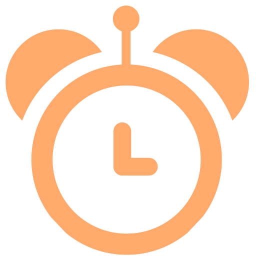 Alarm Clock Nose, Alarm Clock, Clock Icon Png And Vector For Free