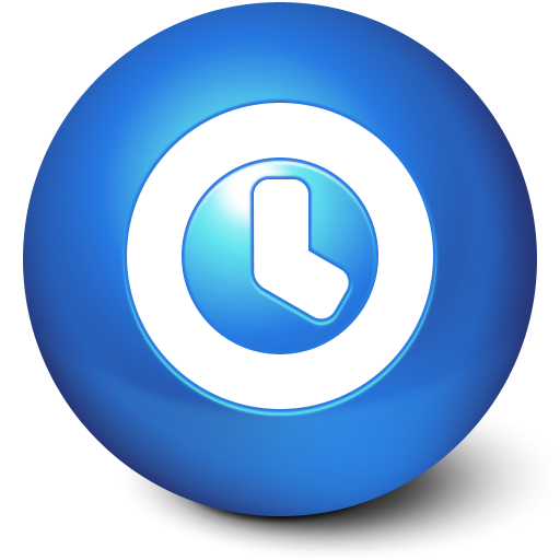Clock Icons, Png
