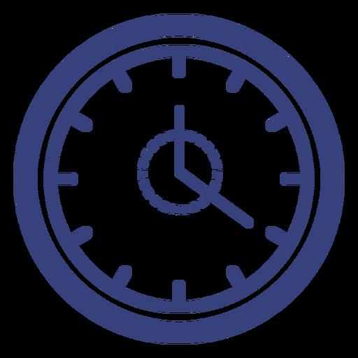 Clock Stroke Icon