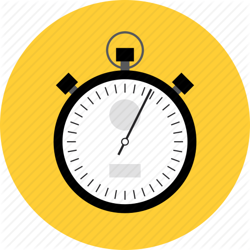 Timer Clipart Yellow Clock For Free Download And Use