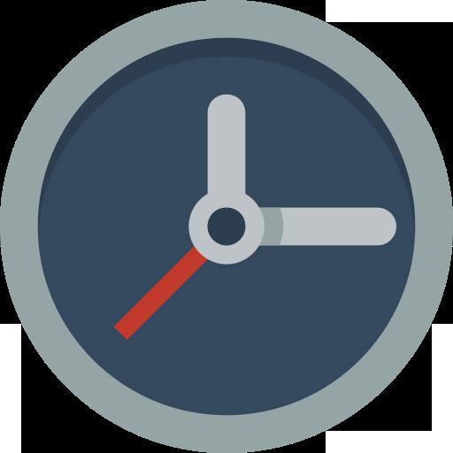Clock Icon Iconshow