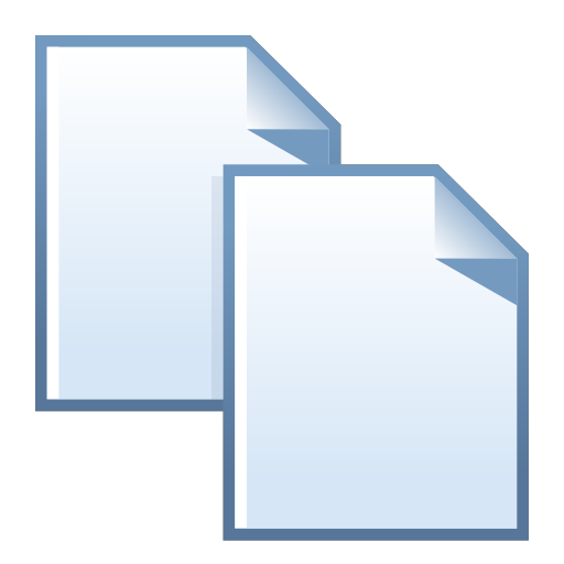 Copy, Documents, Duplicate, Clone Icon