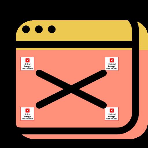 Multimedia, Close, Multimedia Option Icon