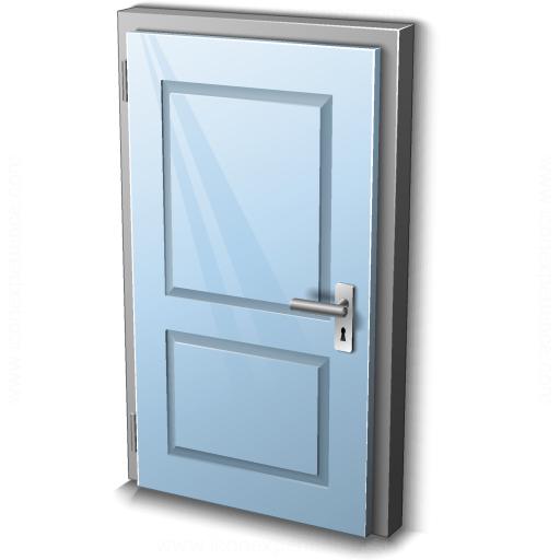 Iconexperience V Collection Door Icon