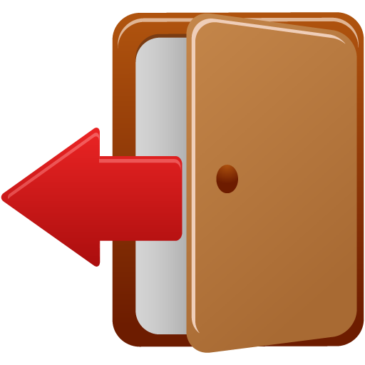 Logout Icon Free Of Pretty Office Icons