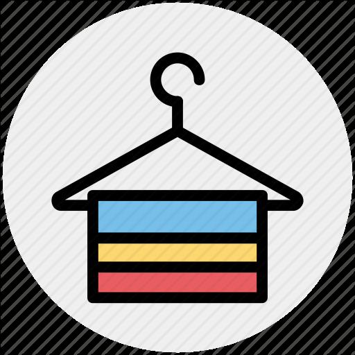 Clothes, Clothes Hanger, Hanger, Interior, Shopping, Towel Hanger Icon