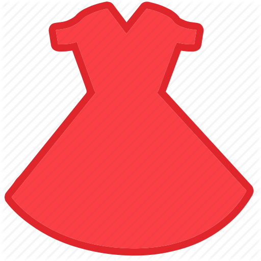 Accessory, Beauty, Clothes, Clothing, Dress, Fashion, Pink Dress Icon