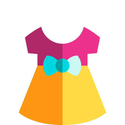 Baby Clothing, Fashion, Dress, Baby Clothes Icon