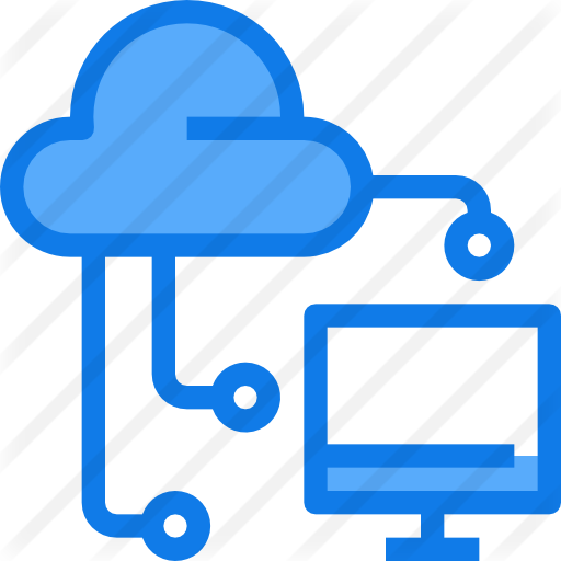 Computers Drawing Cloud Computing Transparent Png Clipart Free
