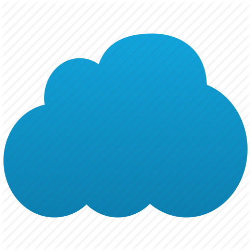 Internet, Blue, Cloud, Transparent Png Image Clipart Free Download