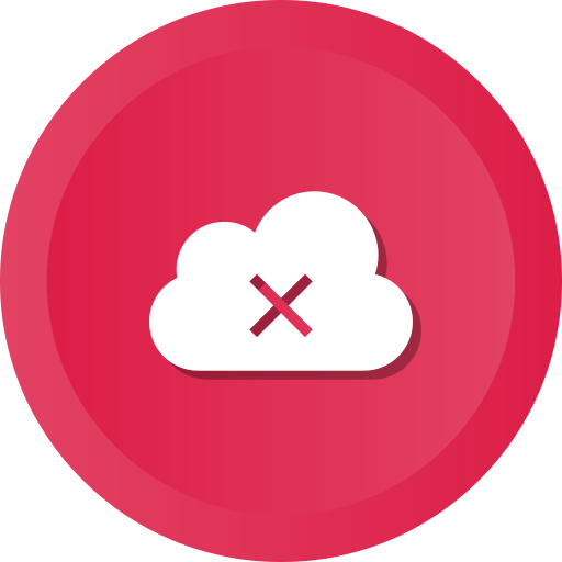 Cloud, Error, Remove, Warning, Data, Storage, Cloud, Computing