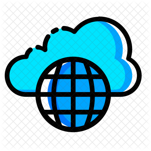 Internet Cloud Icon Png Png Image