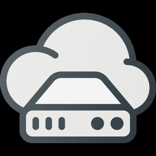 Cloud Server Icon at GetDrawings com   Free Cloud Server