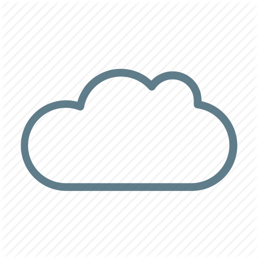 Cloud, Cloud Service, Cloud Storage, Ui Cloud, Web Cloud Icon