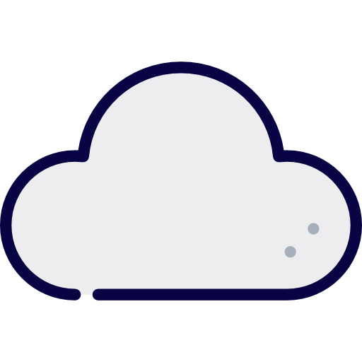 Cloud, Weather, Cloudy Icon