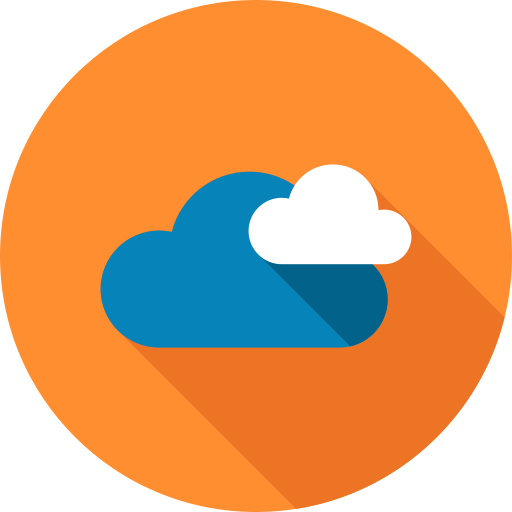 Cloudy Icon Free Of Seo And Development Icons