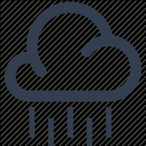 Rain Weather Icon Images