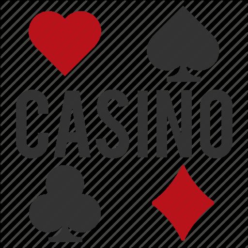 Casino, Club, Diamond, Heart, Spade, Suit Icon