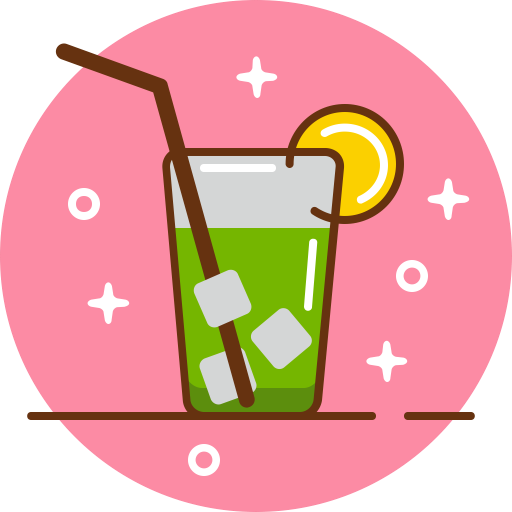 Cocktail, Party, Alcohol, Drink, Glass, Club Icon